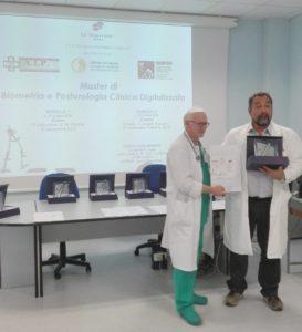 Conclusione del Master in Posturologia Clinica presso L'Ospedale San Carle di Cuneo